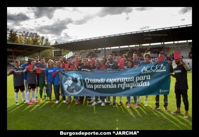 BURGOS CF 2 - CD IZARRA 3