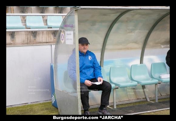 CD PALENCIA 0 - BURGOS CF 0