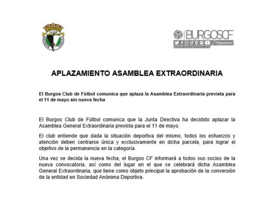 comunicado bcf abril