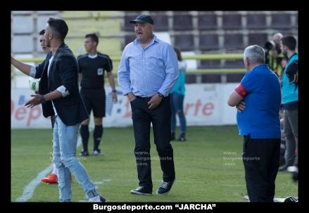 BURGOS CF 0 - CYD LEONESA 3
