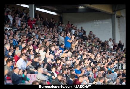 BURGOS CF 1 - UD LOGROÑES 0