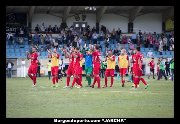 CD TUDELANO 0 - BURGOS CF 0