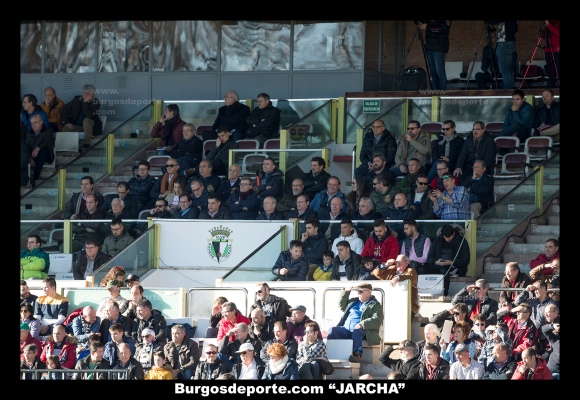 BURGOS CF 1 - CLUB ARENAS 0